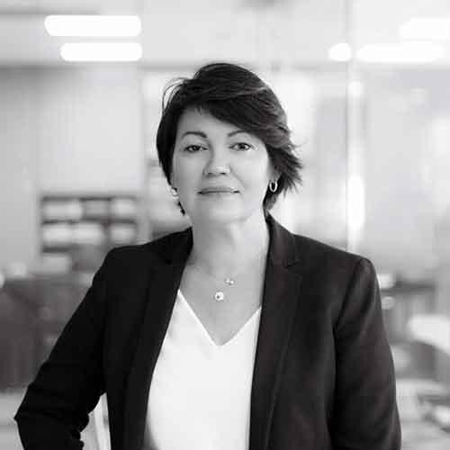 Irene Gutierrez. Direccion Administracion y finanzas